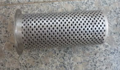 Perforaed Cylinder